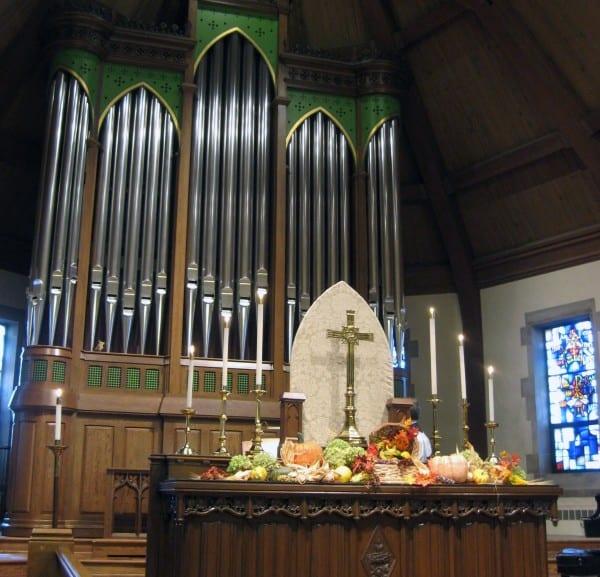 Ministers in Liturgy: September 2016