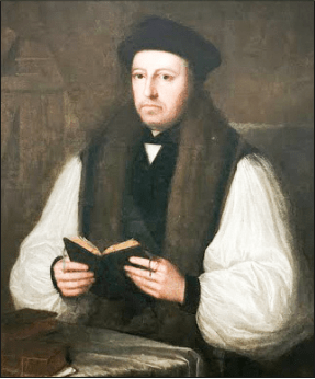 Thomas Cranmer and the Great Litany