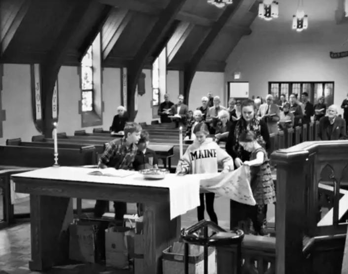 New: WONDER Eucharist – 1st Sundays at 3:00 pm in Saint Paul's Chapel