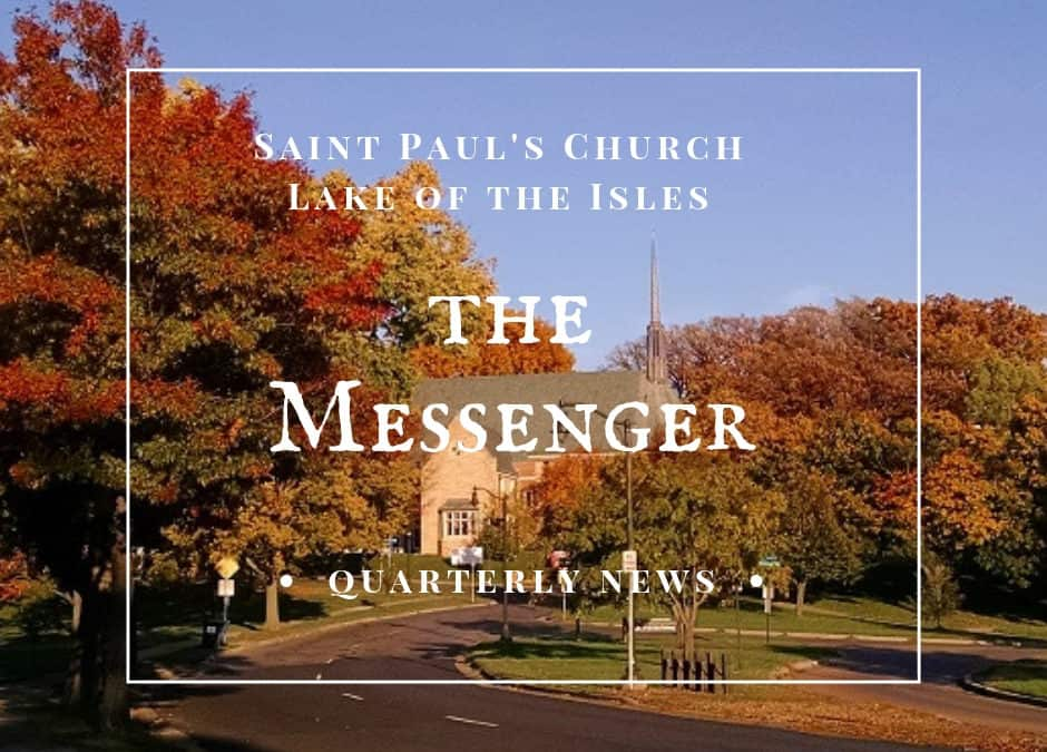 2018 Autumn Messenger